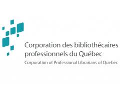 Corporation des bibliothécaires professionnels du Québec